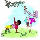 Capoeira après-midi 9-12 ans/S10.2020